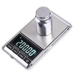 Balance électronique numérique portable Mini Pocket Bijoux balance de pesage pour l'or, diamant