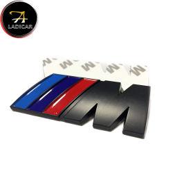 /m. M1 m2 M3 M4 emblema dell'orlo della protezione di mozzo della rotella del coperchio del centro di rotella dell'automobile del distintivo di marchio misura per l'emblema del distintivo di marchio dell'autoadesivo di BMW m.