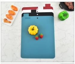 Домашняя кухня 4-х многофункциональных PP Multi-Color режущие комплекты плат