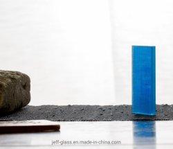 Großhandelssicherheits-Fenster-DoppelverglasungArchitecturalblue Enchantress-Kunst-Glas