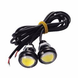 LED Eagle Eye Light Auto Nebelscheinwerfer Tagfahrlicht 18mm 23mm Rückfahrsignal Parkleuchte Be