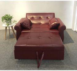 أثاث غرفة المعيشة المنزلية أريكة يمكن تحويلها إلى سرير قابل للطي متعدد الوظائف التصميم