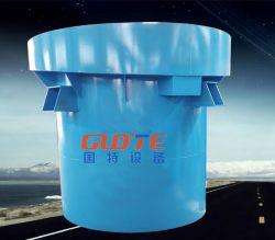 Equipamento de exploração mineira Hydrosizer para triagem de areia de sílica húmida