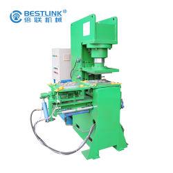 preço de fábrica Bestlink pedra mármore Granito Pressione a máquina de carimbar as pedras da calçada