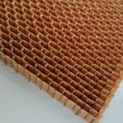 De over-uitgebreide Kern van de Honingraat van Nomex Aramid voor het Rennen van Boten