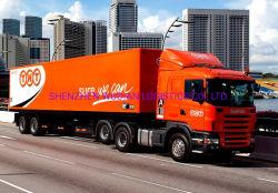 """""""Orange dinamite"""" -TNT Express-The União Express Relançamento da indústria"""