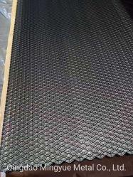 الأسوار الفولاذية درج البوابات المعدنية السرج الكهربائي المجندن المنيش المعدني الموسع