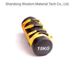 Allenamento pesi con manici e zipper Sandbag Weight Power Borsa