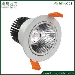 제조 에너지 절약 SMD 20W GU10 Dimmable LED 전구 220V AR111 LED 스포트라이트 램프, LED 반점 빛