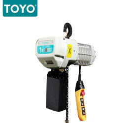 중국 공장 고품질 1T 2t 3T 5t 10t 3 380V 이동식 크레인 전기 체인 호이스트