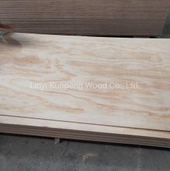 بنية خشب الصنوبر، 1220X2440X18 مم للتشييد