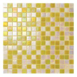 Стены ванной комнаты кафелем наклейки Rainbow дешевые блестящие смешанных стеклянной мозаики