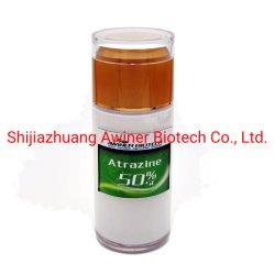 Atrazine 50%Sc/wp, 80%Wdg агрохимической весьма эффективного системного гербицидов