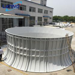 SMC FRP Система охлаждения двигателя вентилятора в корпусе Tower вентилятора блока цилиндров