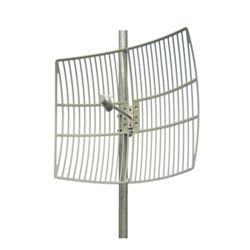 Red WLAN de 5,8 Ghz Antena parabólica con 30dBi de ganancia