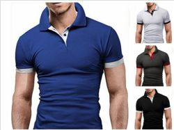 شعار مخصص تي شيرتس للبيع الساخن أزياء الرياضة ارتداء بالجملة رخيصة قميص قميص قميص قميص بولو طباعة قمصان من القطن والقمصان من القطن للرجال