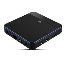 2020 Xangshi OEM personalizar U2 Smart Phone controlar Internet TV Cable S905X3+324 GB de memoria DDR4 Android TV Box 4K