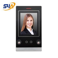 Leitor de cartão Facial biométrico para o Sistema de Controle de Acesso