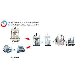 Силиконовый клей структурных уплотнение Ksd358 Sj268 герметик машины производства заслонки смешения воздушных потоков