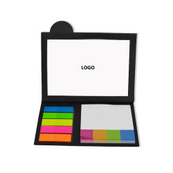 De promotie Zelfklevende Verwijderbare Kleverige Nota's van de Douane personaliseren het Afgedrukte Kleverige Stootkussen van het Memorandum van Nota's