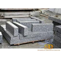 La Chine propre carrière de carreaux de granit gris bon marché pour l'extérieur pavage de décoration de plancher