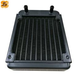 Dispositivo di raffreddamento di acqua di alluminio di rinforzo dei dissipatori di calore del CPU