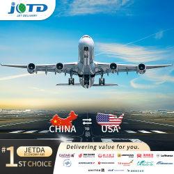 Aéroport de porte à porte de service express de la logistique le meilleur service Agent de l'Agent d'expédition de la Chine à USA/UK/UE/Inde