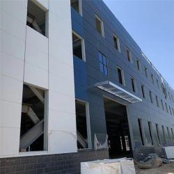 Оцинкованные стальные конструкции корпусной коммерческих офисного здания