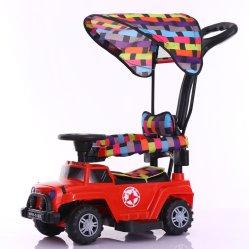 Scooter de grandes dimensões com pala para crianças com idade entre 2 a 4