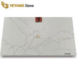 Polimento da engenharia de quartzo bancadas de quartzo Lajes de pedra de fabrico (TN405)