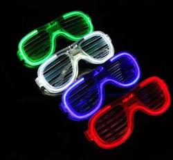 Gafas luminiscentes LED LED LED Gafas luminiscentes