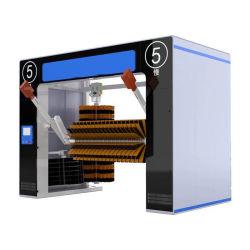 移動式洗車機、自動洗車機システム、洗車機用高圧機(全自動