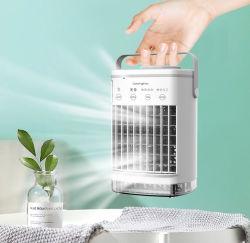 2021 de Nieuwe Airconditioner van de Lucht van de Mist van het Water van de Ventilator van de Luchtkoeling van het Toestel van het Huis van het Ontwerp BinnenKoelere Draagbare