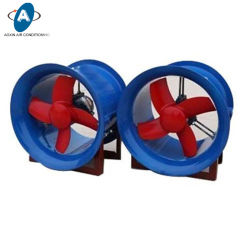 Ventilator van uitstekende kwaliteit van de AsStroom van de Motor van 280X280X80mm gelijkstroom Brushless