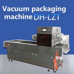Промышленный коммерческий консервированием рыбы упаковочные машины