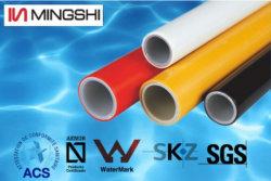 Tubo Pex-Al-Pex tubos de gás multicamada com marcação /Aenor /Skz /Acs /Wras