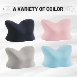 2021 personalizada de moda em forma de U travesseiro do pescoço, travesseiro de viagem massajador, Aluguer de pescoço almofada de espuma de memória