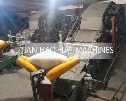 Wool Comber machine voor Wool vilt Hat Body Line