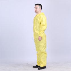 الاستخدام الطبي حماية الجسم بالكامل الملابس عزل حماية SF الإجمالي