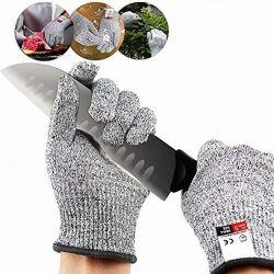 Bestand besnoeiing, Werkende Handschoenen van de Veiligheid van de Besnoeiing de Bestand, voor de Verwerking van Cuttin van het Vlees, het Snijden van de Mandoline, Houtsnijwerk. De Bescherming van de hand