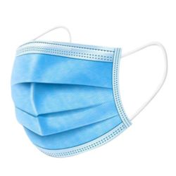 Jetables Non-Woven 3ply masque facial pour Adultes / Enfants / /Civil / chirurgien