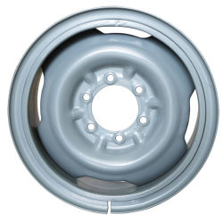 """Chrome el cable de acero de aleación de réplicas de aluminio de 16 a 20 pulgadas Truch coche rueda para BMW Benz 16"""" PCD"""