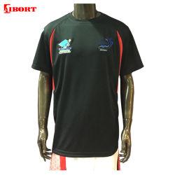 Aibortの高品質の衣類の切口は縫い、Tシャツのカスタムプリント(Tシャツ134)を
