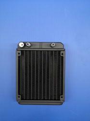 パソコンCPU脱熱器のためのアルミニウムコンピュータのラジエーター水冷却
