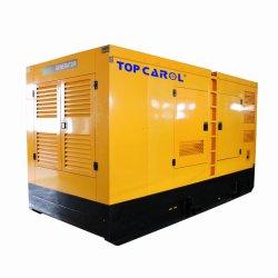 De type silencieux Generater Diesel ensemble de la Chine Kofo Weichai Ricardo / / moteur Yuxing 30kVA - 350kVA