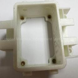 Carcasa de plástico molinillo de la medicina china en la inyección Modld hizo