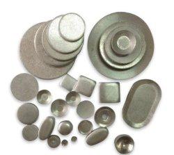 Глубокую качество чертежа 1070 99.70% алюминиевая пробка для плита