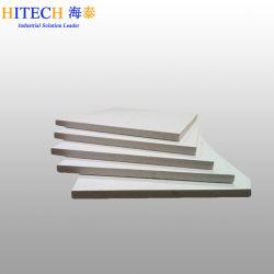 L'allumina di ceramica del cartone di fibra placca i dischi di /Alumina dei materiali refrattari