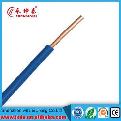 Couvercle de gaine en PVC/conducteur en cuivre/Veste électrique/FIL ÉLECTRIQUE