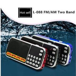 L'exportation Hot vendre modèle L-088suis Mini Portable la radio numérique